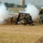 Ground Battle Re-enactors