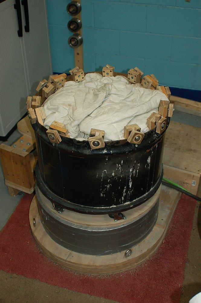 Drum Base with Padding